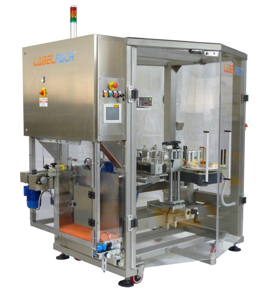 Sistema di etichettatura automatico MASTER WA-RM PHARMA