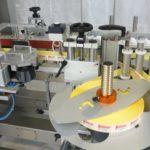 Sistema di etichettatura automatico LABELX 140 RM + ALLEN coding unit