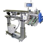 Sfogliatori e alimentatori automatici per cartoncini, buste e prodotti piani.