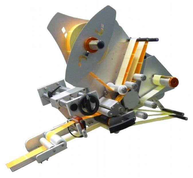 Etichettatrice automatica ad alta velocità serie LABELX RM con doppia motorizzazione