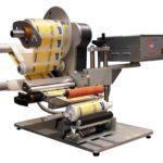 Etichettatrice semi-automatica 250 mm max larghezza etichetta