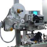 Etichettatrice automatica serie LABELX completa di unità di stampa a trasferimento termico Datamax