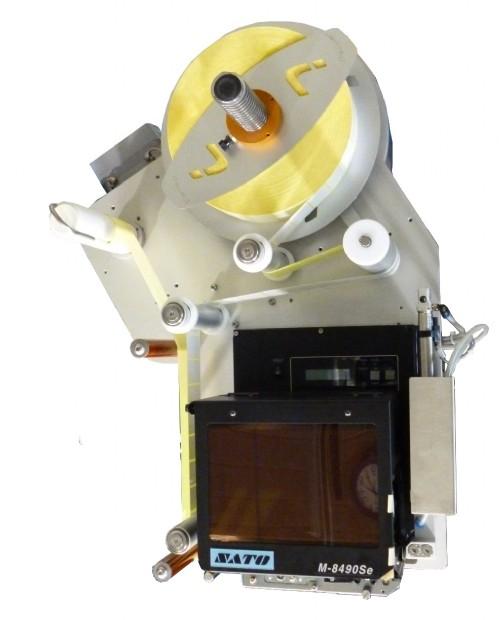Sistema stampa e applica serie PandA in versione Slim