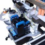 Etichettatrice automatica serie LABELX completa di unità di stampa a trasferimento termico SATO