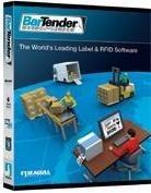 Software per creazione e stampa di etichette.