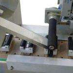 Etichettatrice per applicazione etichetta sigillo di garanzia