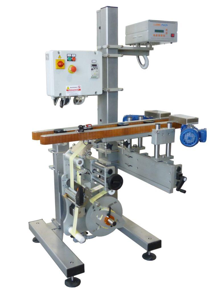 Sistema di etichettatura automatico COMPACT BS-L