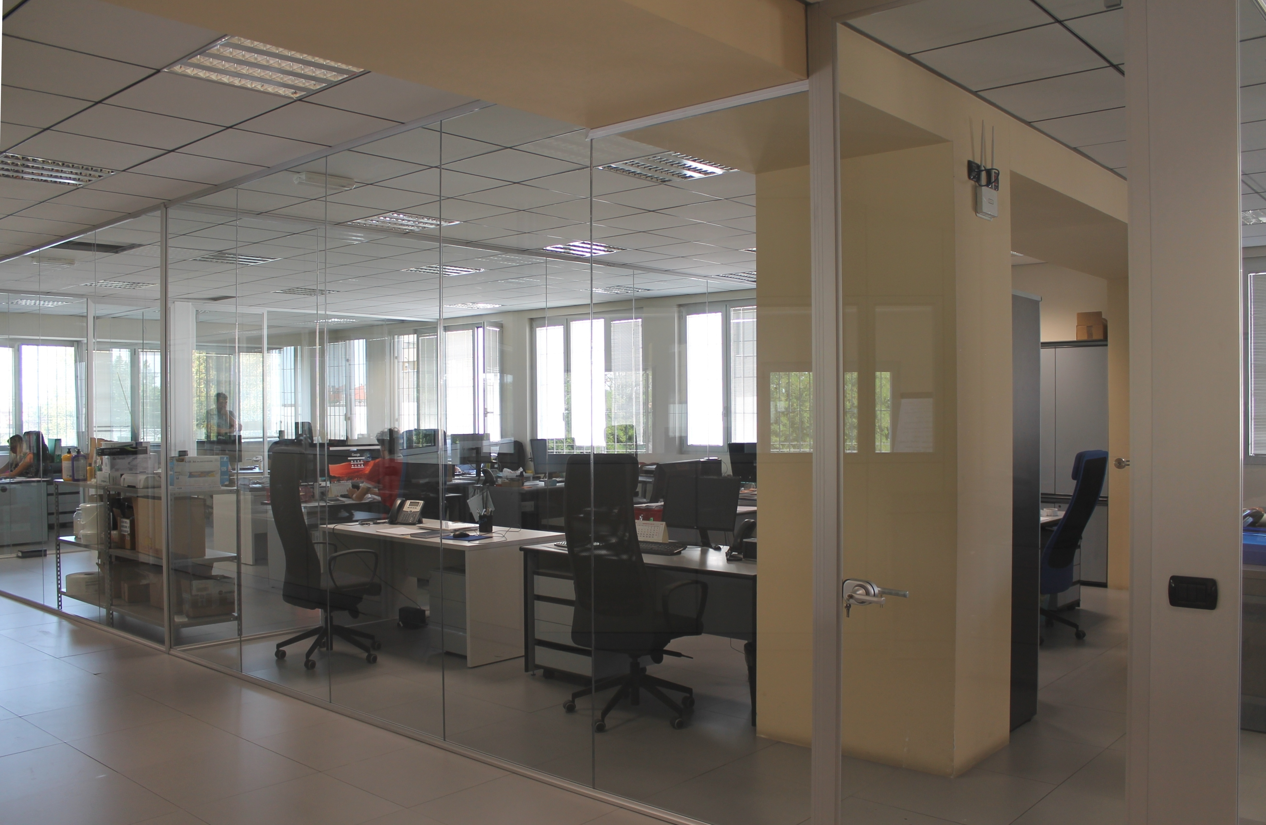 Nuovi uffici Labelpack